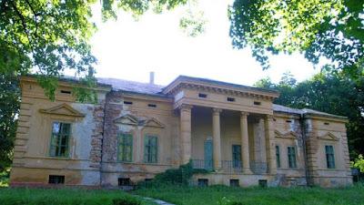Castelul Konopi, Odvos