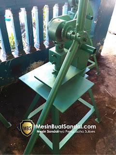 Mesin Cetak Sandal, Mesin Pon Sandal, Mesin Plong Sandal