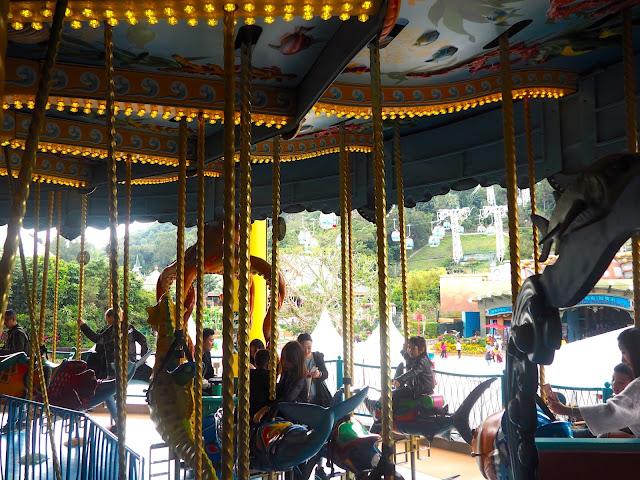 Sea Life Carousel, Ocean Park, Hong Kong