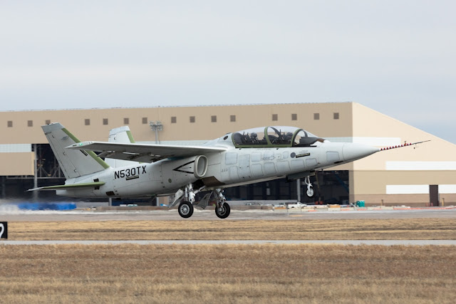 SCORPION JET PRODUCTION STANDARD MAIDEN FLIGHT