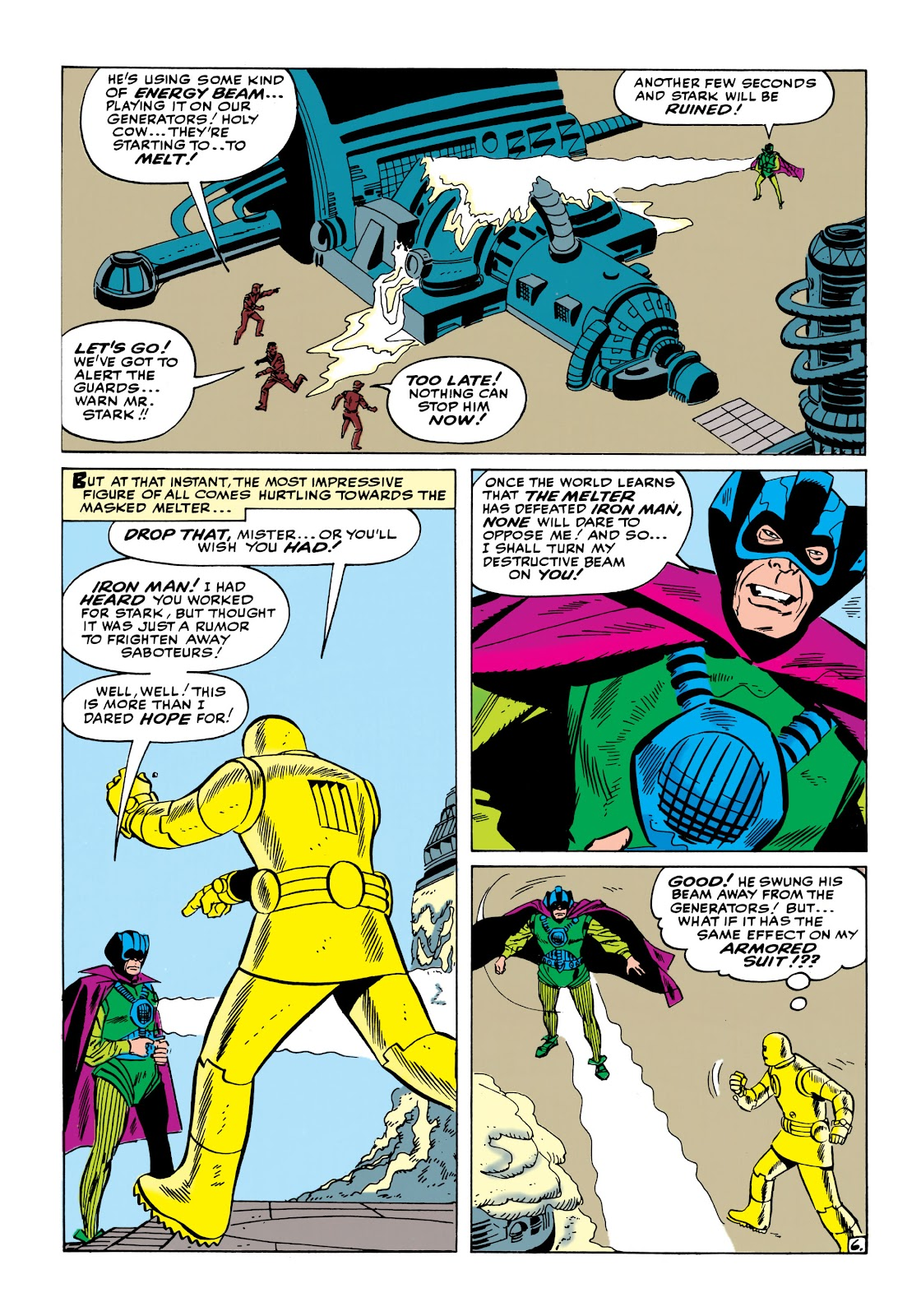 Read online Marvel Masterworks: The Invincible Iron Man comic -  Issue # TPB 1 (Part 2) - 26