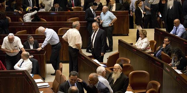 Sidang Knesset Ricuh, Parlemen Setujui RUU Larangan Kumandang Azan