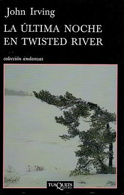 La última noche en Twisted River – John Irving