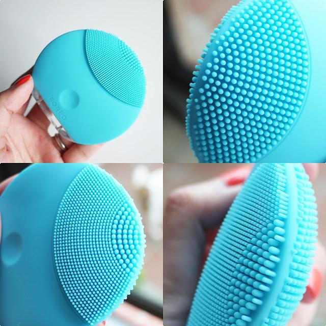 Review | Máy rửa mặt Foreo Luna size mini ưa điểm và khuyết điểm, máy rửa mặt, foreo luna, máy sửa mặt luna, luna foreo