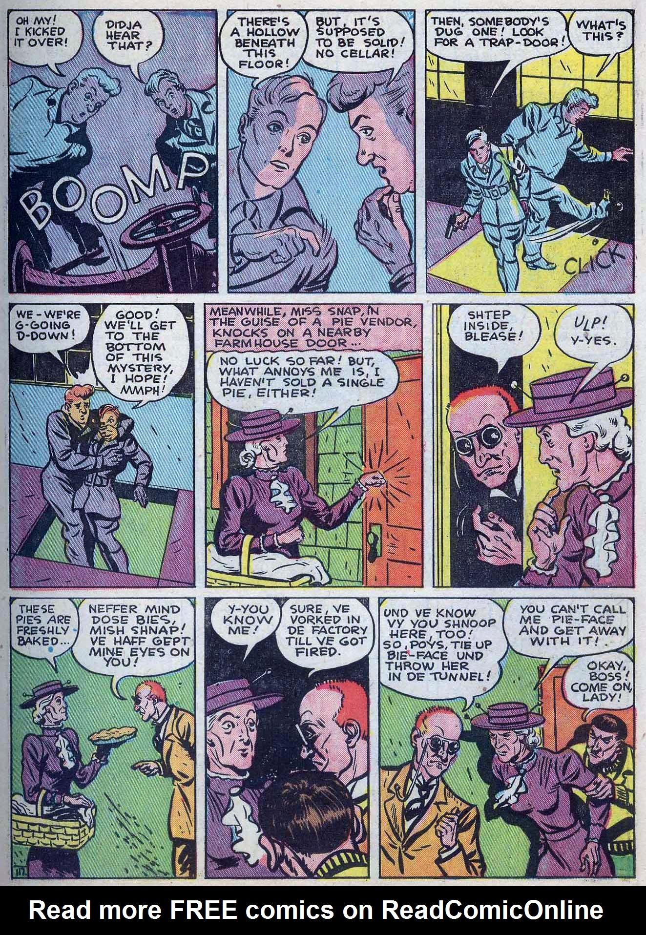 Read online All-American Comics (1939) comic -  Issue #24 - 23