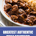 Greatest Authentic Chile Colorado #mexicandinner #chilecolorado