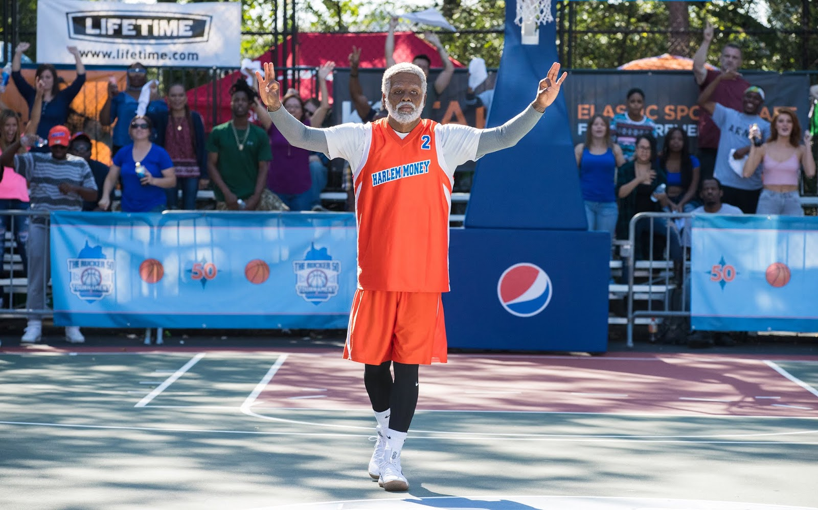 80a5b82bbca1 Kyrie Irving plays Uncle Drew