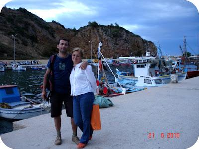 Limenaria port