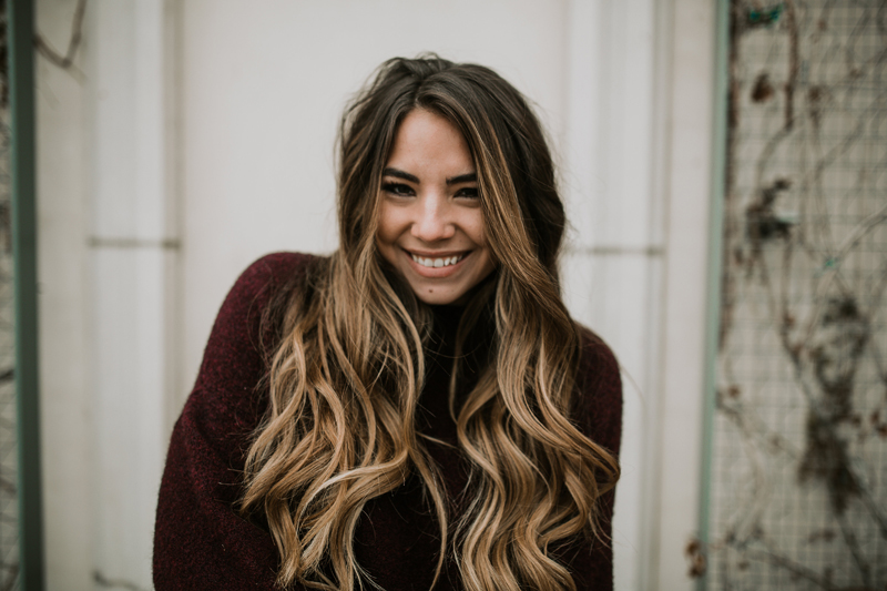 balayage hair, lauryn hock, lauryncakes blog