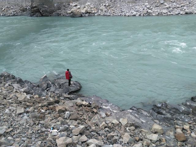 River in Leh