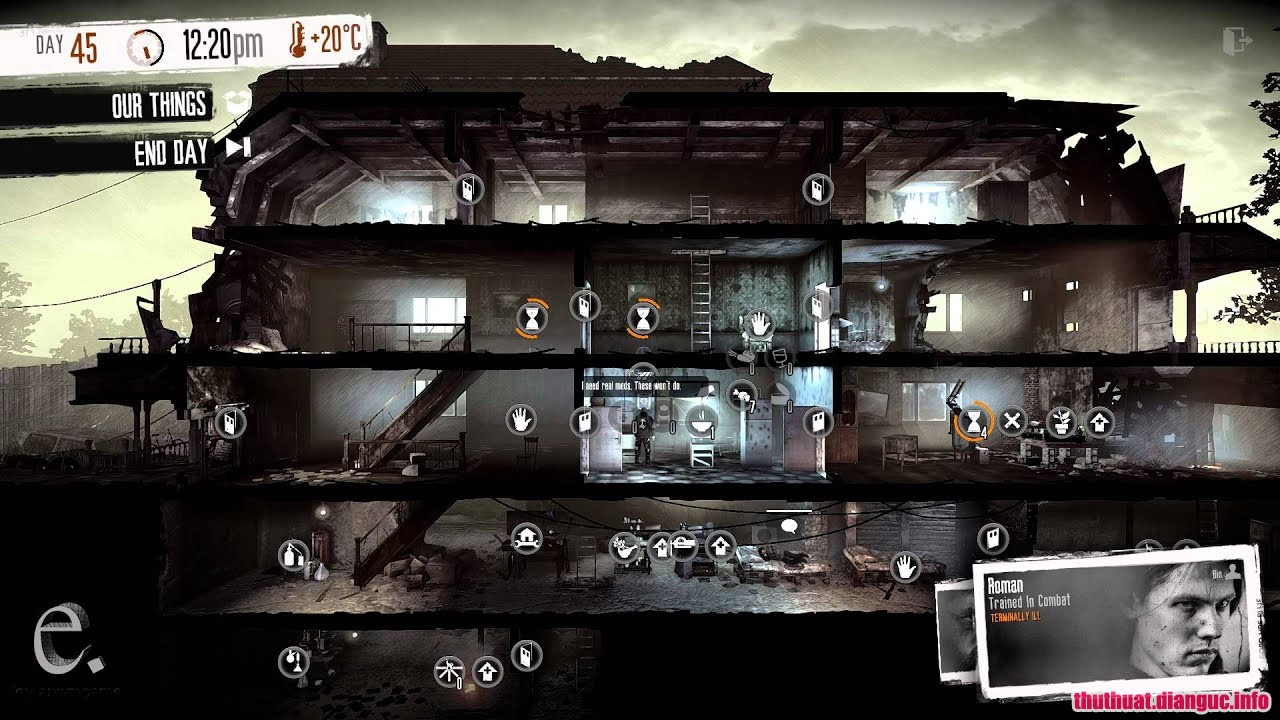 game This War Of Mine free download, game This War Of Mine, Download This War Of Mine Việt Hóa Full Cho PC, Download This War Of Mine