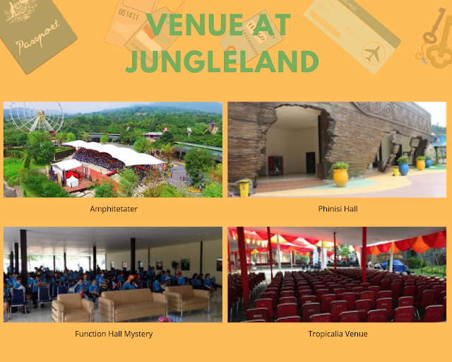 venue at jungleland adventure theme park sentul