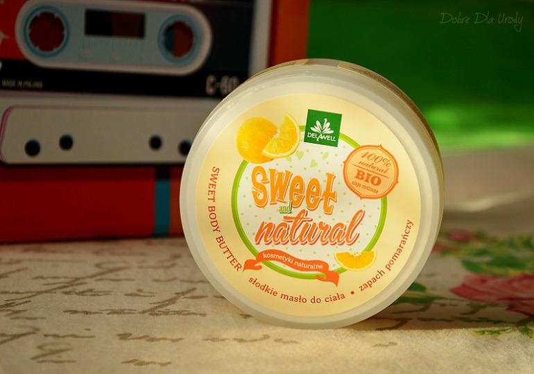 ShinyBox Dobra Partia - Delawell Pomarańczowe Masło do ciała