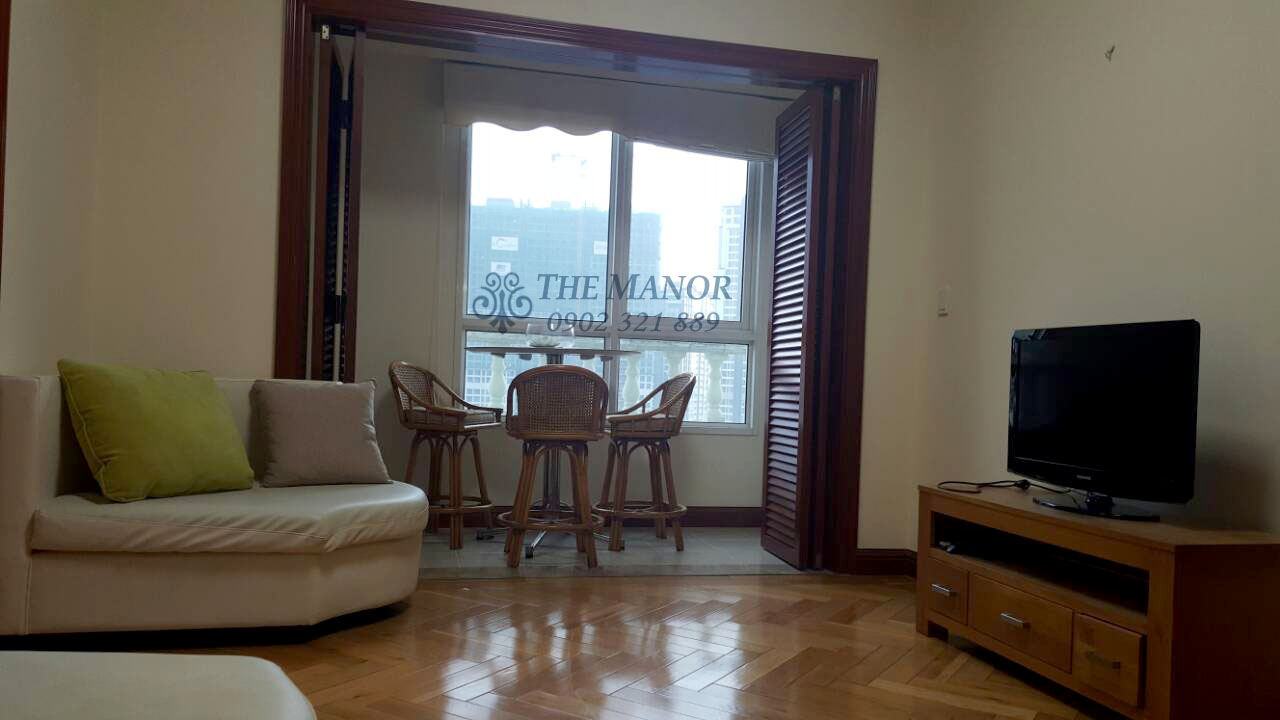 bán gấp hoặc cho thuê căn hộ The Manor 136m2