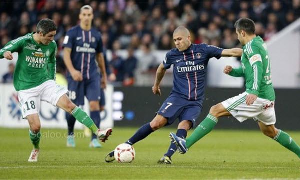 Nhận định, dự đoán & phân tích Saint-Etienne vs Paris Saint Germain 01h45, ngày 07/04