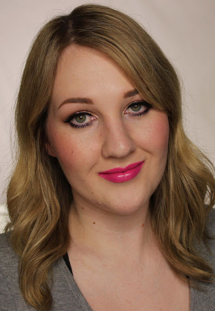 MAC Happy-Go-Lucky Lipstick Swatches & Review