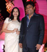 Johnny Lever Family Wife Son Daughter Father Mother Marriage Photos Biography Profile