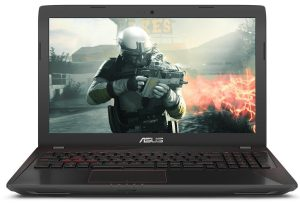 ASUS Gaming Laptop FX502VM-AS73