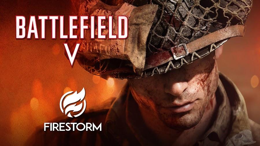 battlefield 5 firestorm battle royale release date