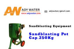 Peralatan Sandblasting Ini Menghilangkan Korosi dalam 3 Menit!
