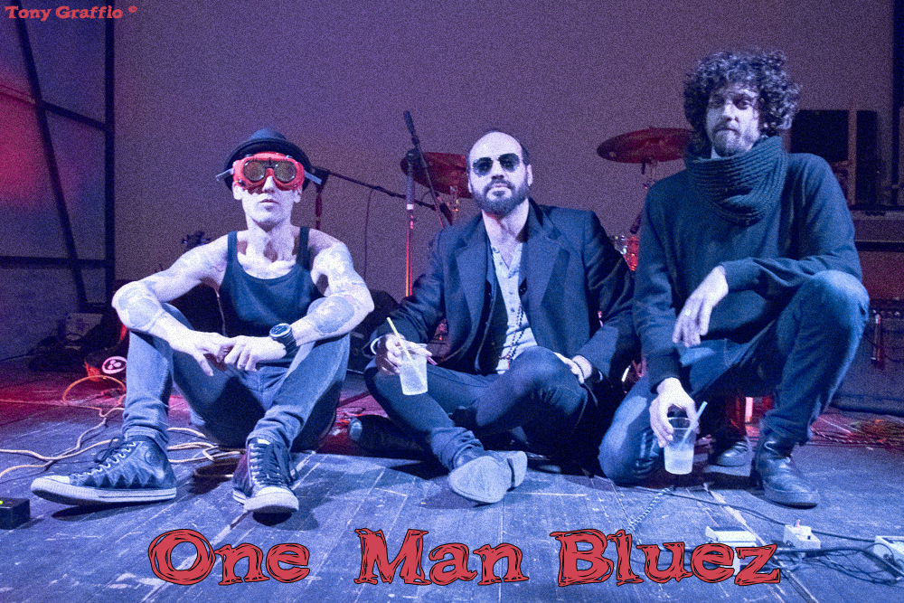 One Man Bluez