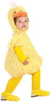 Duck Child Easter Costume
