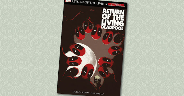 Return of the living Deadpool Panini Cover