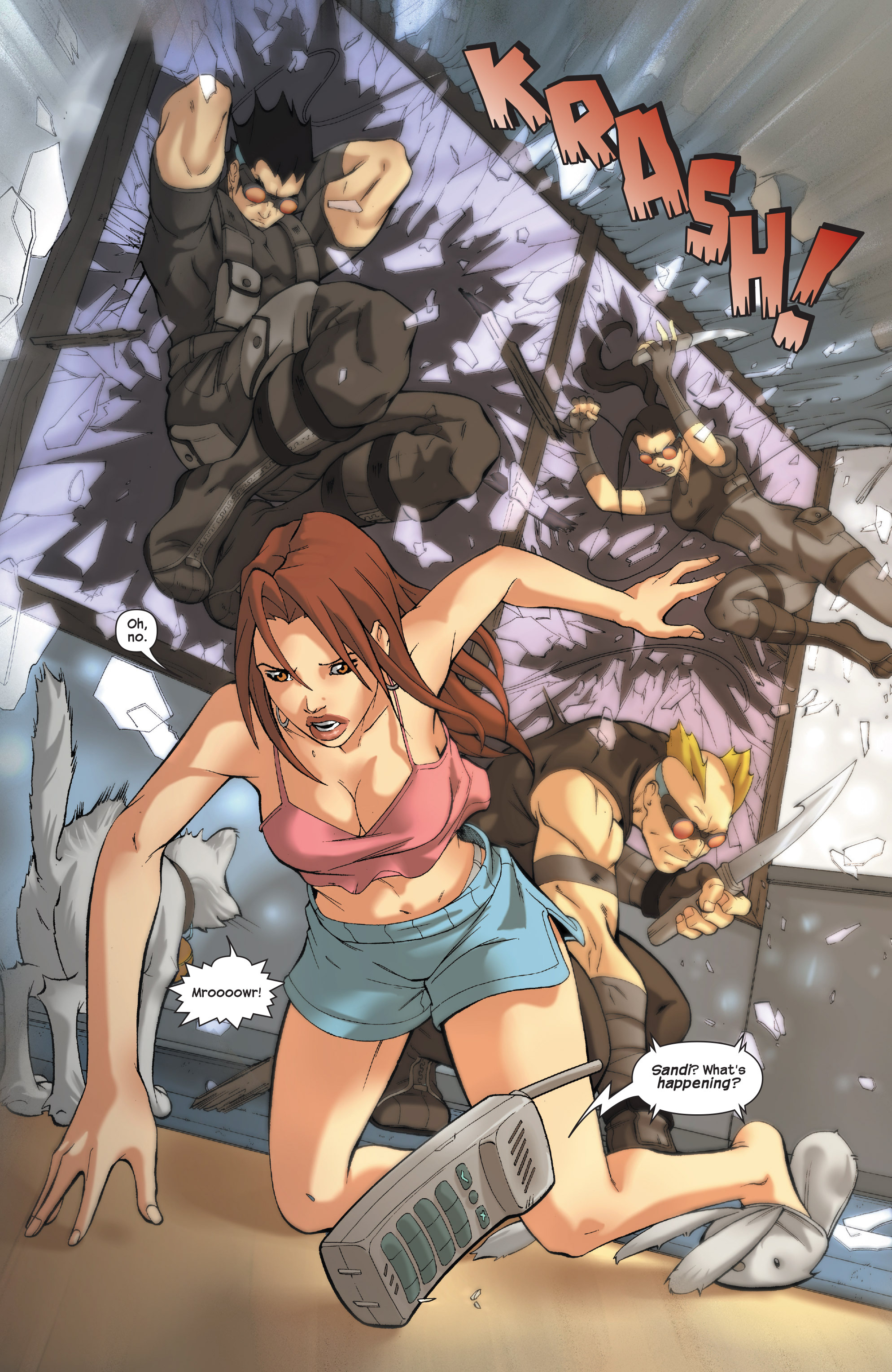 Read online Agent X comic -  Issue #5 - 15