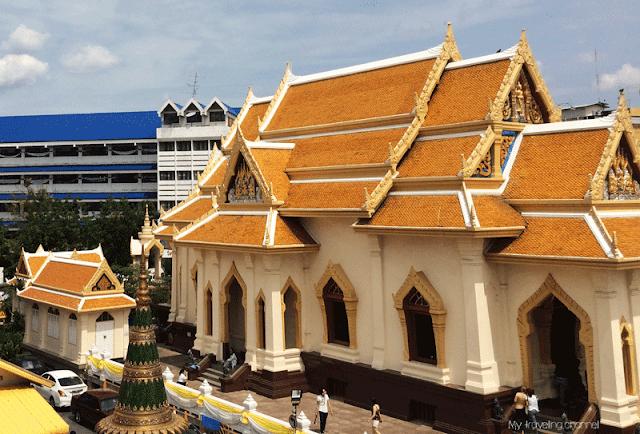 partir en thailande - temple - Bangkok - dix conseils