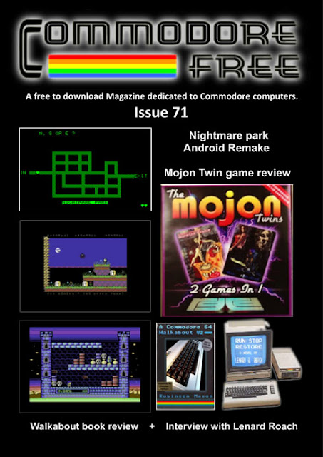 Commodore Free Magazine Issue 71 - 2013