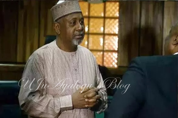 Why DSS can't produce Dasuki in court — EFCC lawyer