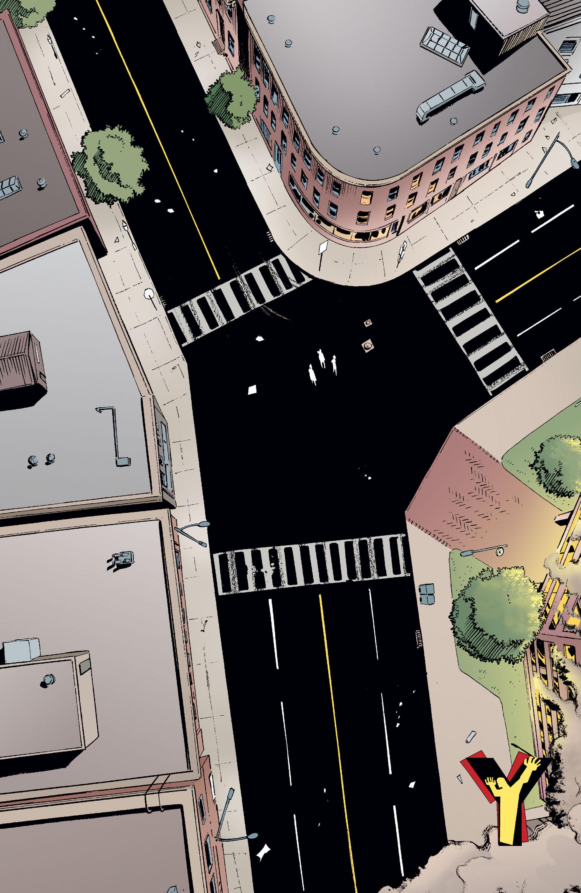 Y: The Last Man (2002) 5 Page 23