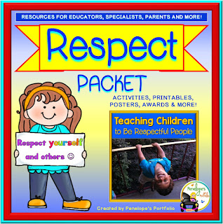 https://www.teacherspayteachers.com/Product/Respect-2043505