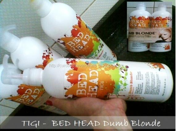 Tigi Dumb Blonde Bed Head