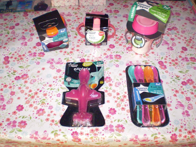 The Tommee Tippee Range