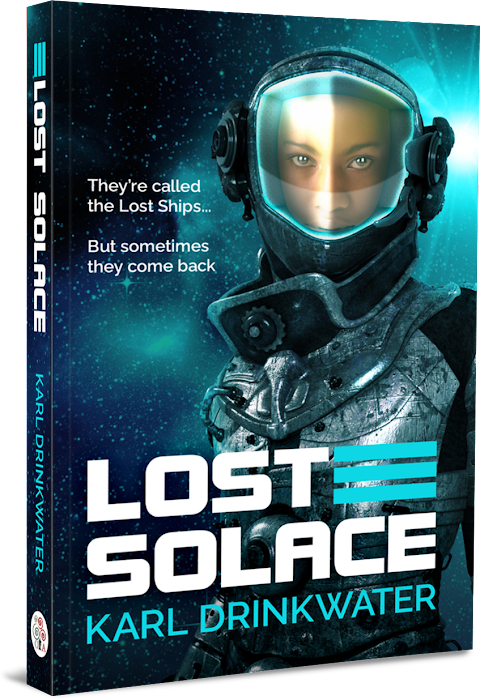 Lost Solace - My Next Book!