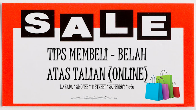 Tips Membeli Belah Online