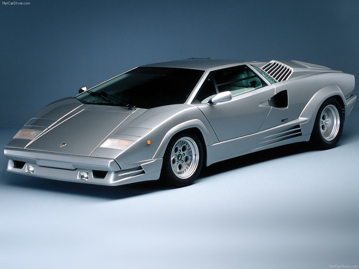 Lamborghini Countach [25th Anniversary]