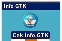 Cek Info GTK 2019 Terbaru Termudah Lewat HP Android