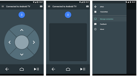 برنامج ريموت كونترول للاندرويد Android TV Remote Control