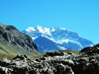 Aconcágua, Parque Provincial Aconcagua, Mendoza