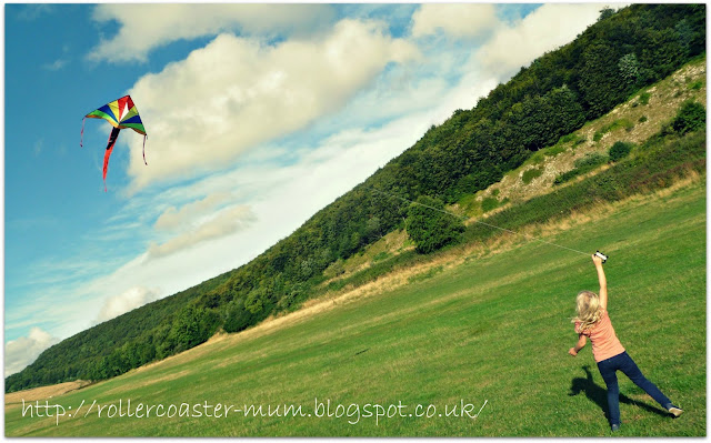 #kiteflying #butserhill #50things