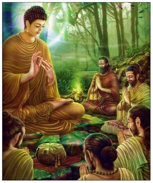 Đạo Phật Nguyên Thủy - Kinh Tương Ưng Bộ - Tâm tư họa