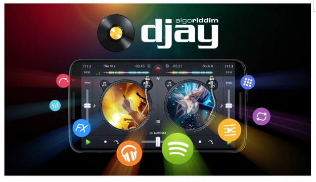 djay Free APK for Android - Approm org Best site for MOD APK