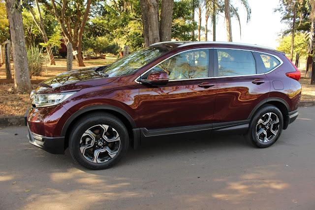 Novo Honda CR-V 2018