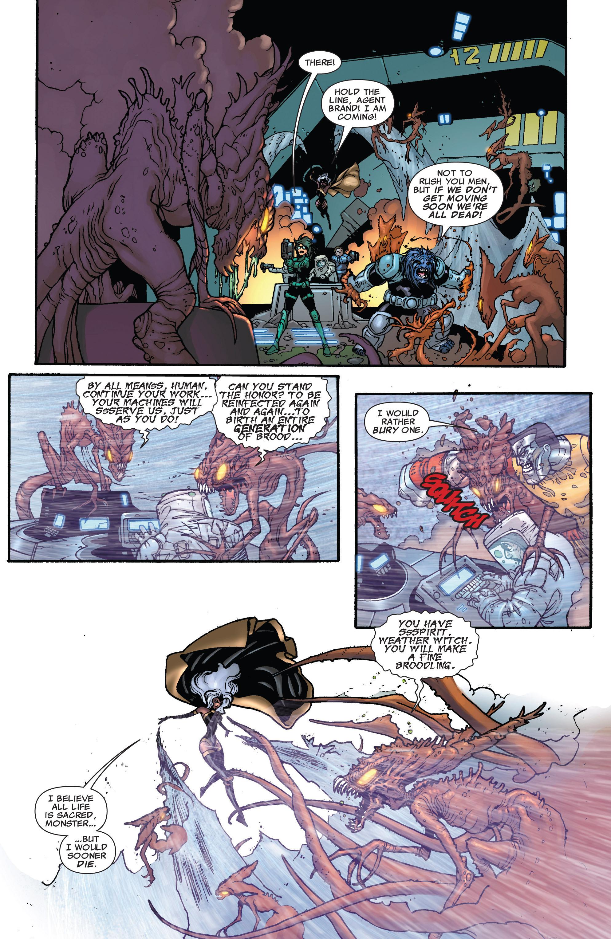 Read online Astonishing X-Men (2004) comic -  Issue #38 - 20