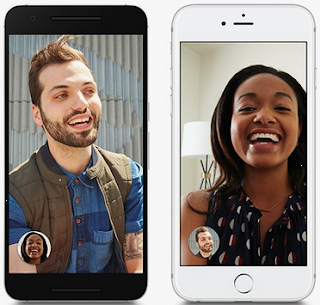 Google Resmi Rilis Aplikasi Video Call Duo