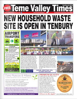 Feb/March 2016 Teme Valley Times