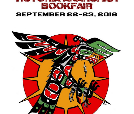 13th Annual Victoria Anarchist Bookfair