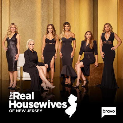 The Real Housewives Of New Jersey Season 9 Reunion Seating Revealed!